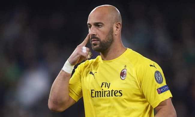 """Milan-Napoli, Reina: """"ringrazio Napoli, ora voglio aiutare Donnarumma"""""""