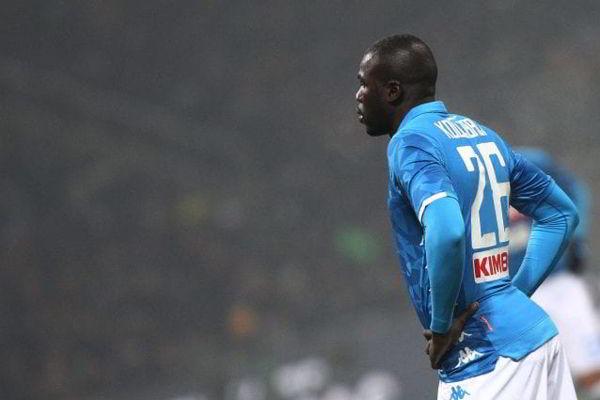 Respinto il ricorso per Koulibaly. Doppia sconfitta per il Napoli
