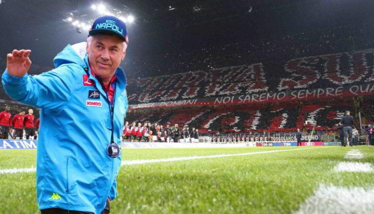 I tifosi del Milan preparano una bella sorpresa per Ancelotti