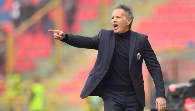 """Bologna, Mihajlovic: """"non temo la Juventus. A me fa paura solo mia moglie"""""""