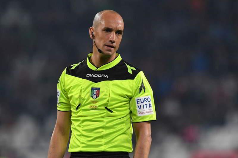"""Napoli-Torino, Fabbri bocciato dalla moviola: """"incredulità generale ..."""""""