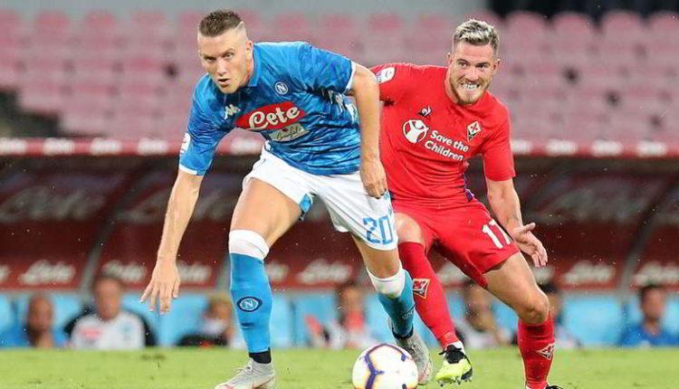 Fiorentina- Napoli le formazioni ufficiali. Le scelte di Ancelotti e Pioli