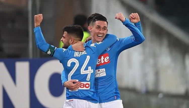 Fiorentina-Napoli, probabili formazioni. Insigne capitano. Assenze per Pioli