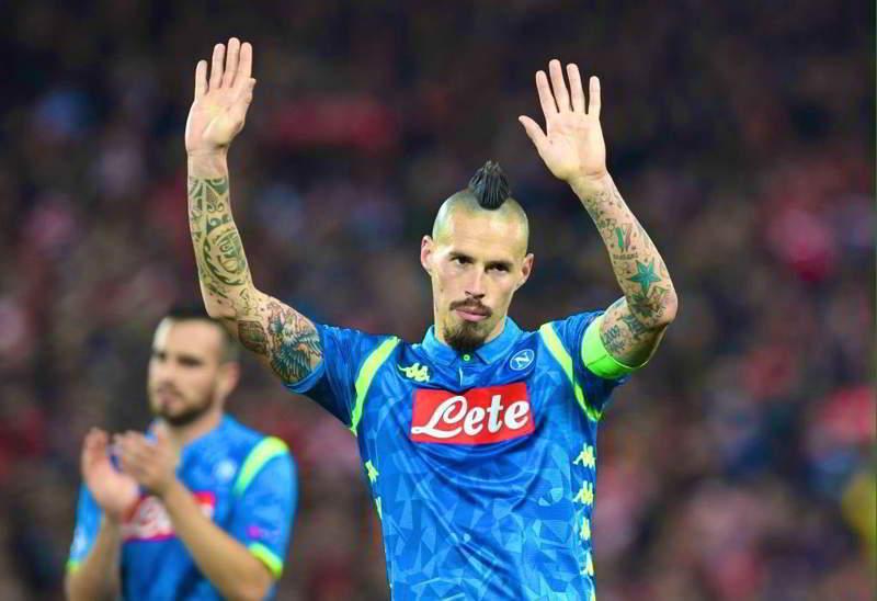 """Lettera di Hamsik ai tifosi: """"amo e amerò sempre Napoli, chiedo scusa a tutti..."""""""