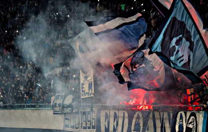 Napoli-Juve si va verso il sold out. Possibili contestazioni ad ADL