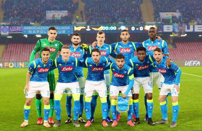 Europa League Napoli Calendario.Napoli Anticipi E Posticipi Il Calendario Cambia Per L
