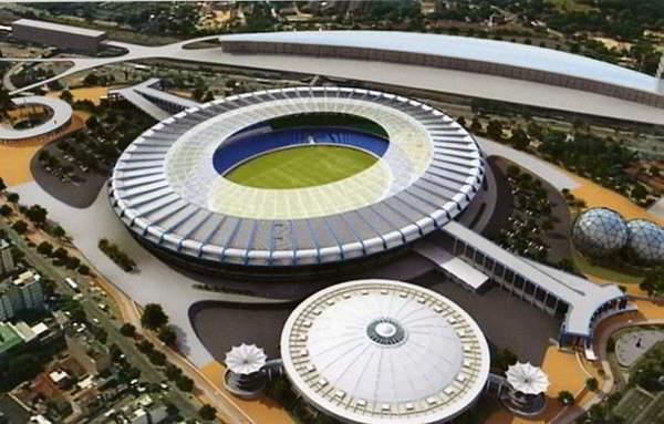 Il nuovo San Paolo. Lo stadio sarà più moderno. Ridotti i posti sarà più accogliente. Illuminazione a led e nuovi sediolini.