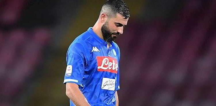 Napoli, infortunio Albiol si allungano i tempi per il recupero. Le ultime