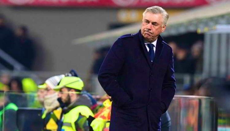 Napoli, Ancelotti premiato a Reggio Emilia: Campione del Primo Tricolore