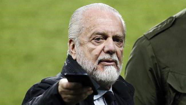 l Napoli è solo un business. I tifosi lo hanno capito e disertando lo stadio