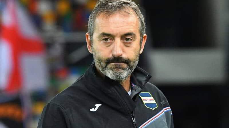 """Samp, Giampaolo: """"Sarri e Ancelotti due artisti. Scudetto? vi dico che..."""""""