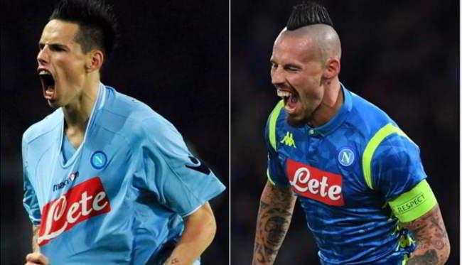 Hamsik saluta Napoli. Tutti i numeri dell'uomo dei record