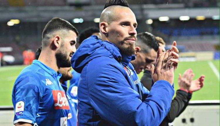 Napoli, Hamsik al Dalian Yifang. Il centrocampista slovacco al firmato il contratto. Hamisk lascia Napoli dopo 11 anni. Nelle prossime ore la partenza per la Cina.