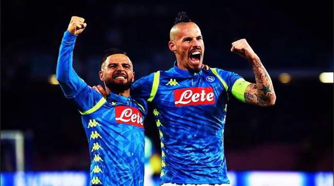"""Napoli, Insigne saluta Hamsik: """"Questa sarà sempre la tua casa"""""""