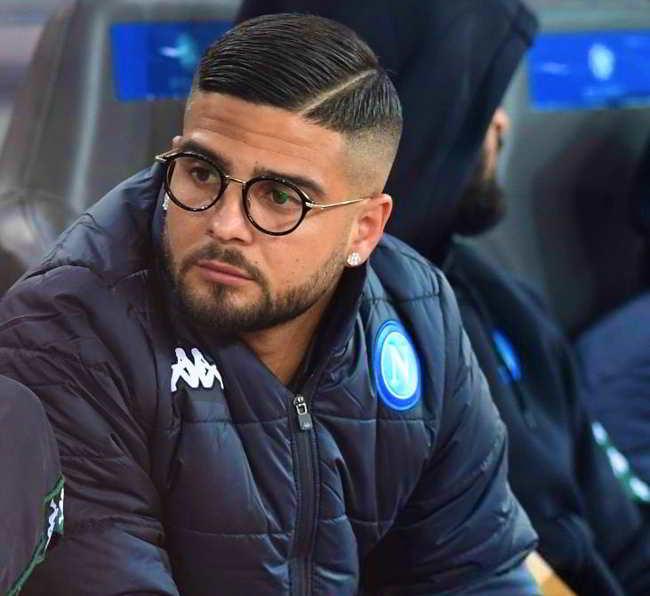 """Insigne: """"vogliamo la finale di Europa League. Vi do una notizia su Hamsik"""""""