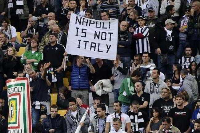 Napoli, settore ospiti aperto ai tifosi Juventini. Penalizzati i tifosi del Napoli