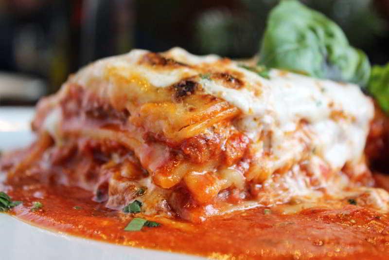 Le lasagne sono napoletane. Arriveranno in Emilia solo nei primi del 900
