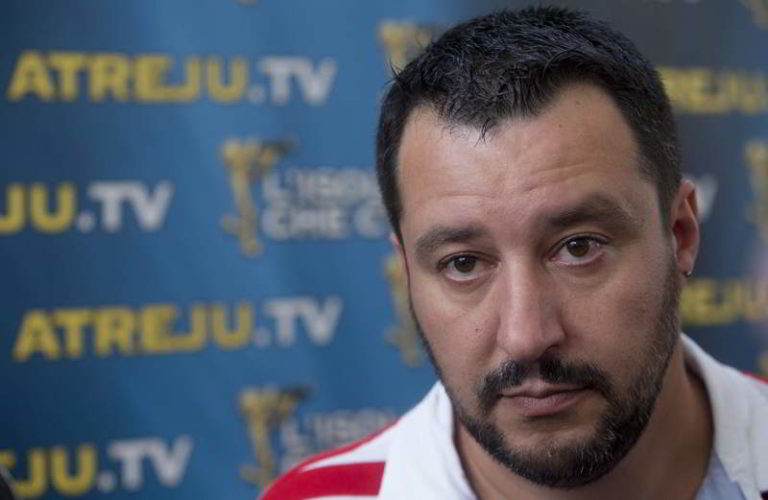 """L'ordine dei giornalisti della Campania scrive a Salvini: """"riscattiamo il sud"""""""