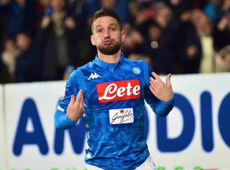 Fiorentina-Napoli, le ultime: Albiol stop, Mertens scalpita