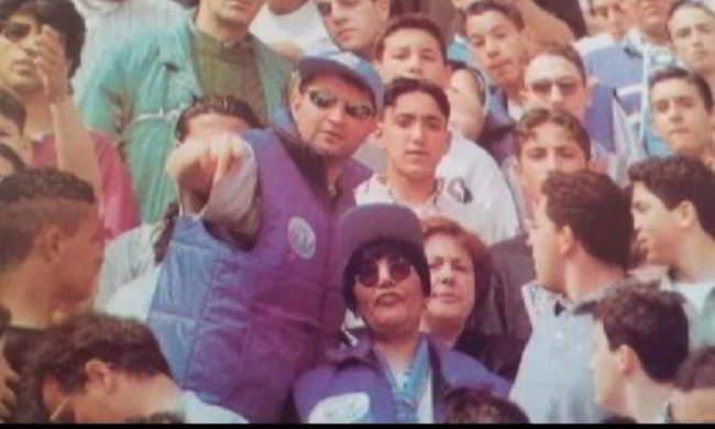 Mia Martini era tifosa del Napoli. Bandiera azzurra sulla sua bara