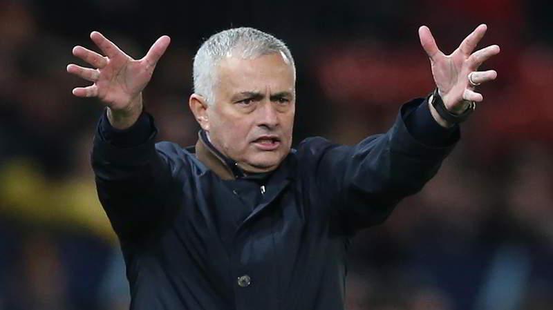 "José Mourinho : ""non sarebbe una sorpresa la Juve uscisse contro l'Atletico"""