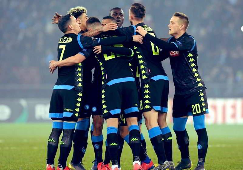 Napoli- Zurigo saranno 20mila al San Paolo. Allarme tifosi svizzeri