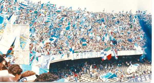 """26 Febbraio 1989, quando 30 anni fa il San Paolo inventò il """"Porompompero"""""""