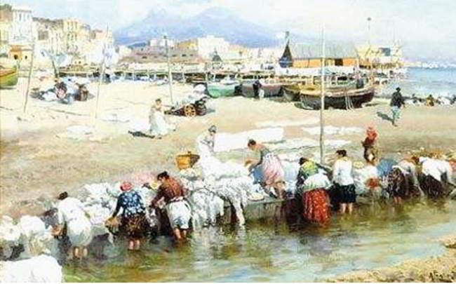 Il Sapone e lo stereotipo sulla mancanza di igiene dei napoletani