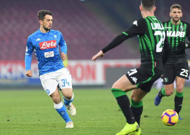 """Napoli, Younes: """"Tornerò più forte di prima, non vedo l'ora di giocare..."""""""