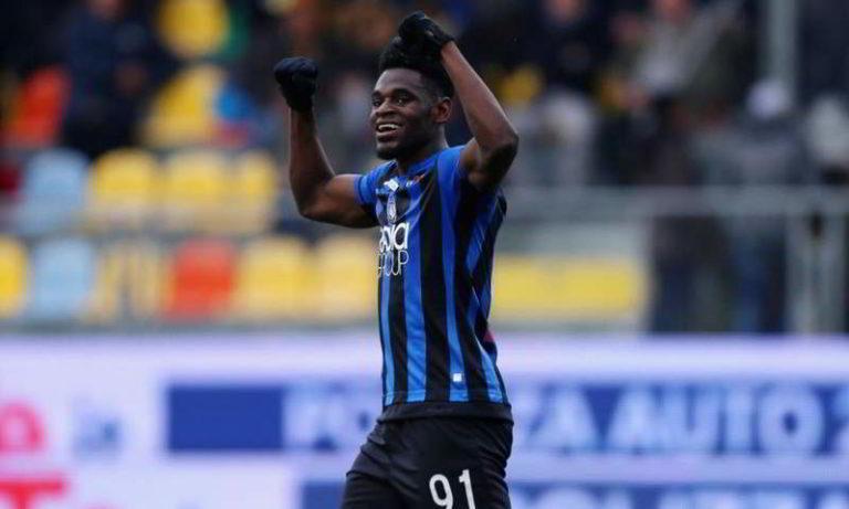 """Zapata: """" Felice per il goal alla Juve? me lo hanno trasmesso a Napoli"""""""