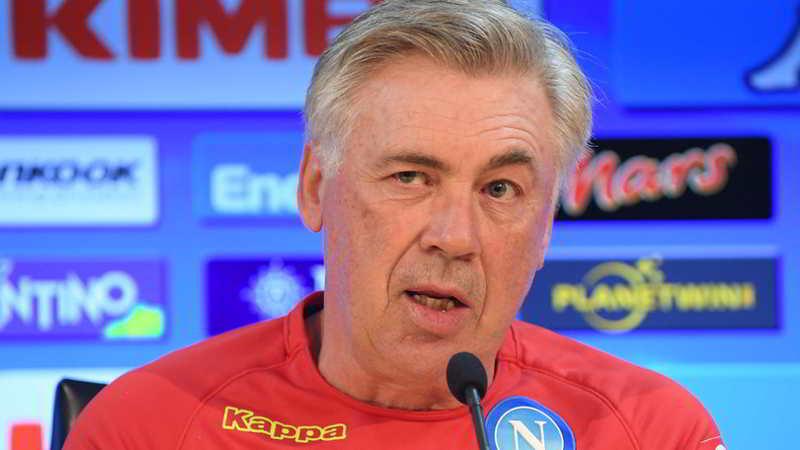 """Ancelotti: """"Napoli-Juve è la gara più importante. Potrei chiudere qui la carriera"""""""