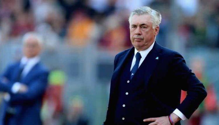 """Ancelotti: """" Felice per successo del Napoli sulla Roma. Arsenal? mi tocco.."""""""