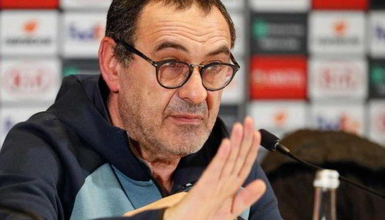"""Sorteggi Europa League. Sarri: """"sono legato a Napoli, non vorrei affrontarli"""""""
