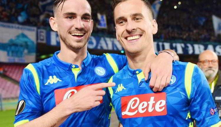 """Fabian Ruiz: """"Grande vittoria del Napoli contro il Salisburgo. Attenzione al ritorno..."""""""