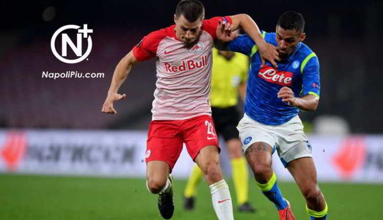 """Salisburgo, Lainer: """"Al ritorno il Napoli vedrà tutta la nostra forza"""""""