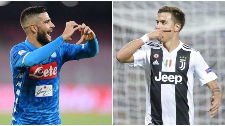 Napoli e Juve viaggiano su due binari differenti ma De Laurentiis...