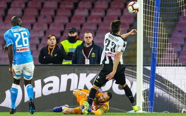 """Pistocchi: """"Meret espulso su Ronaldo, Pussetto neanche ammonito..."""""""
