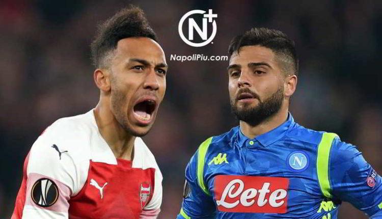 Il pronostico dall'Inghilterra: il Napoli batterà l'Arsenal e passerà il turno