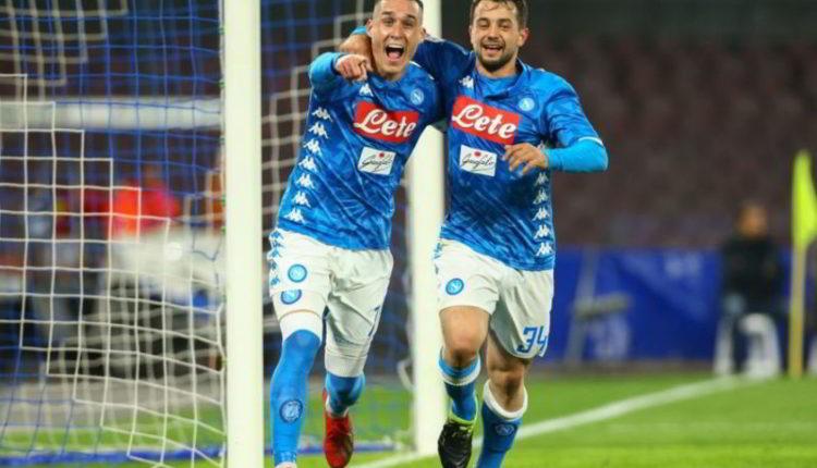 """Callejon: """"rinnovo? voglio restare a Napoli, parlerò con De Laurentiis."""""""