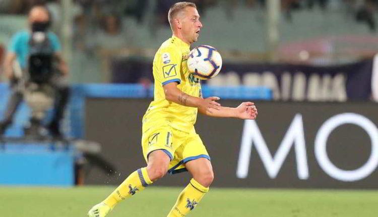 """Giaccherini: """"scudetti con la Juve Bellissimi.Volevo andare via da Napoli """""""