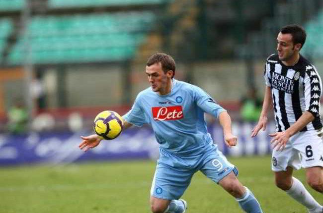 """Hoffer: """"Napoli è fantastica, consiglio ad ogni giocatore di giocare al San Paolo"""""""