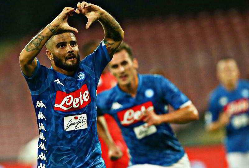 Napoli-Juventus formazioni ufficiali. Dove vederla, tv e streaming