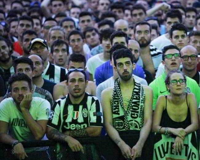 """Napoli-Juve, da Torino: """"noi siamo i dominatori..."""" La risposta li lascia basiti"""