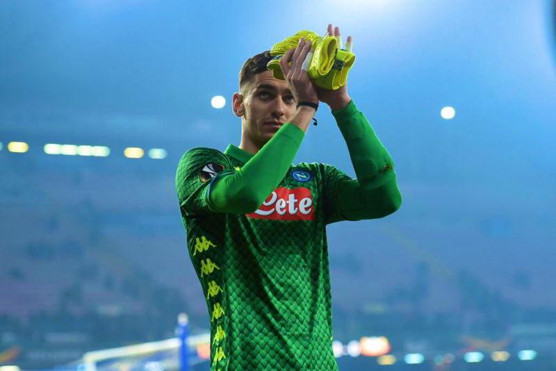 "Meret: ""Il Napoli punta all'Europa Legaue. Mi piaceva Buffon, ma ora..."""