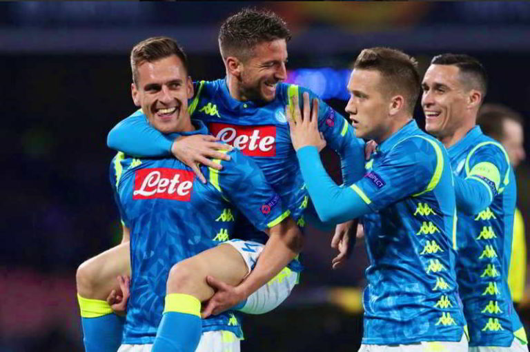"""Milik: """"Napoli come l'Ajax. A Salisburgo per vincere..."""""""