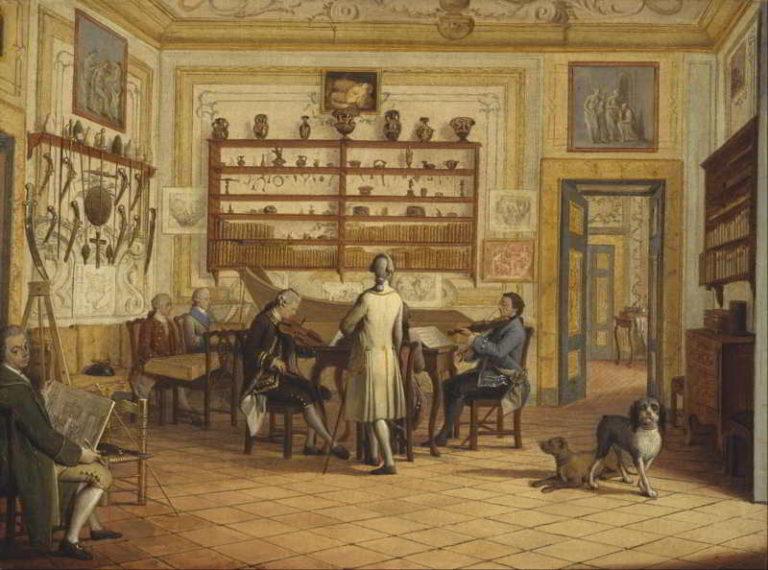 Napoli incantò Mozart. Amadeus viaggiò da Salisburgo a Napoli