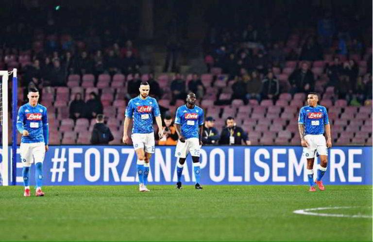 Napoli-Juve 1-2. Solite polemiche e il San Paolo canta ladri