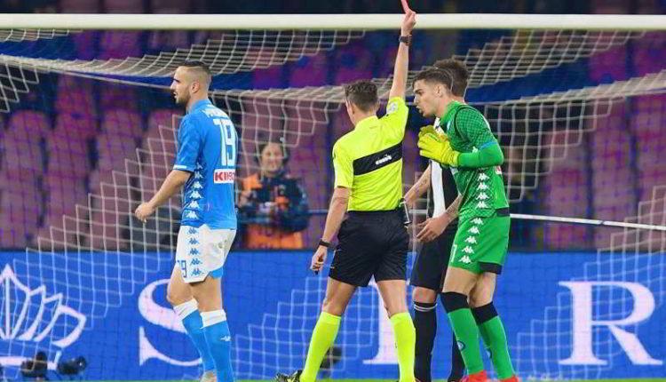 """L'ironia di Mele: """"Napoli padrone contro il Chievo, ma la decide Rocchi"""""""