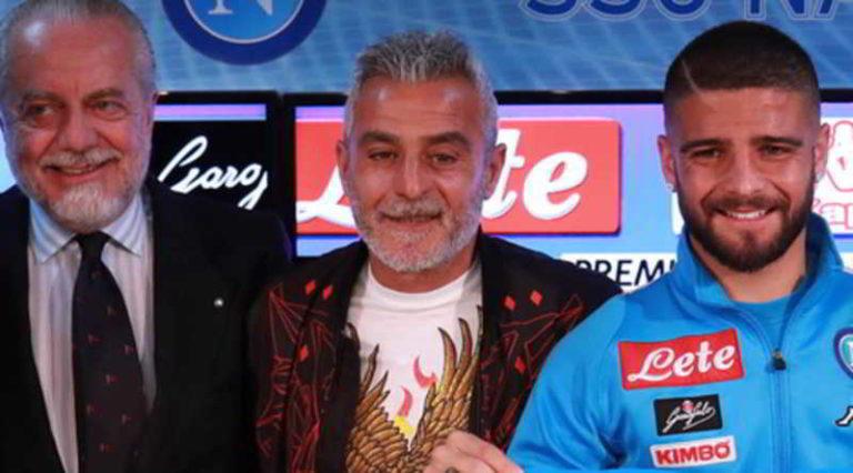 """Napoli, il papà di Insigne: """" Il futuro di mio figlio è azzurro. Ha realizzato un sogno..."""""""