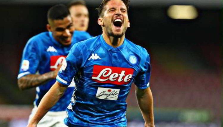 """Il padre di Mertens: """" Dries vuole restare a Napoli fino al 2020, poi..."""""""